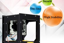 """NEJE DK-8Pro-3 Mini USB Laser Engraver Printer / Original price is 62.55 € Coupon code """"ALE1408"""" can order it with 59.79 €  Hurry up >> https://goo.gl/bJXnbc"""