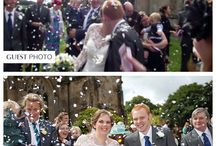 Guest wedding photos / Here's what happens when a guest photographs your wedding.  Not all guest wedding photos are bad, but can you afford to take a risk on your photos.........and potentially your friendship?