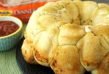 Garlic cheese buns
