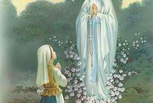 聖母マリア様のご出現