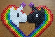 mozaika Unicorn