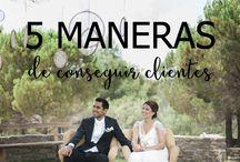 Recursos para Wedding Planners / Aquí encontrarás un montón de ideas y consejos para crear con éxito tu empresa de Wedding Planner.  Puedes ampliar toda la información en el blog de www.myweddingplanneracademy.es