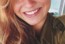 Israeli army girls