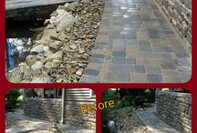 Before and After / This album is before and after photo's of landscaping jobs we have designed and completed.