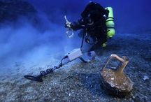 Greece - Antikythera 2,000 Year Old Shipwreck