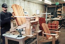 Chair / Exotic Wooden Chairs