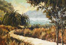 California Landscape Paintings