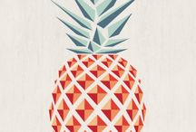 Pineapple tatt