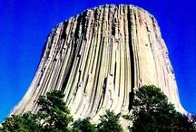 Spectacular sites