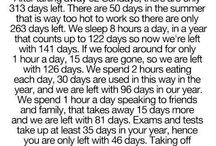 excuses.. excuses