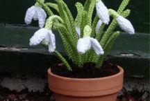 Planten en bloemen haken