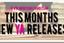 Monthly Releases / All the MG and YA New Releases Per Month in one handy post! Come check them out!
