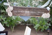 Wedding ideas / by Anna Ashley