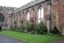Bishop's Palace Gardens, Wells