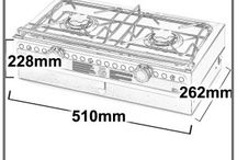 Kombi Camper / Alcohol stove