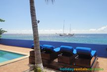 Oceanfront Accomodations / Beautiful Oceanfront accomodations at www.holidayrentalscuracao.com