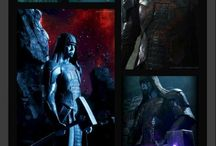 Lee Pace as RONAN ( Guardians of the Galaxy )