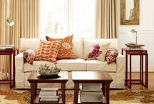 Cozy Living Room Furniture / by L Torres