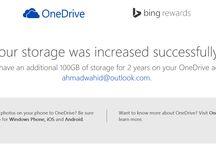 OneDrive / by Windows 8 Core
