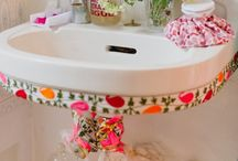 The Candy Dish - Bathroom