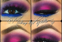 Eye & Make up tips / by Toni Gwyn