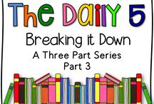 Fifth grade-- daily five