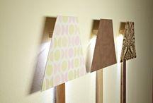 Lampade fai da te - Tutorial Lights DIY / Costruzioni di lampade #faidate, riciclo e recupero e restyling