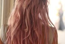 Hair ideas / by Steph