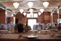 Fireseed Catering / Fireseed Barn Layout Ideas