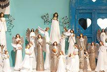 Angels in Town / Evinizin Her Köşesinde Hayatınıza Renk Katacak Melekler