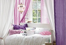 HOME: Bedroom Inspiration / Anything associated with bedrooms that I love! / by Stephanie Pyne