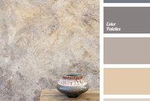 Colour Pallette
