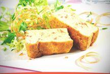 Receta de Soufflé de jamón y queso para 4 personas
