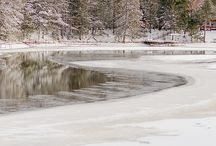 Winter / Enjoy the winter in Manitowish Waters!