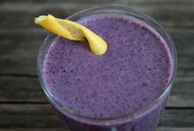 Smoothies, Shakes & Drinks /   / by Emily Rinde
