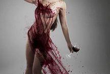 wine and chika