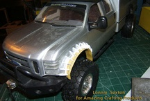 Scale R/C / R/C Projects By Lonnie Sexton using Amazing Crafting Products : Custom RC Crawler's, Hobby Grade R/C, Miniture Scale Replica's, Custom Models, etc.