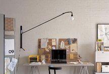 Work Space / by Aline Huertas