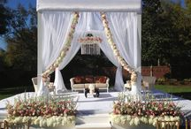 Wedding Ceremony Floral by Greenery