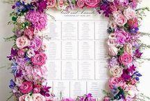 Floral frame / Blumenrahmen