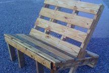 wood pallet DIY
