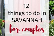Romance in Savannah