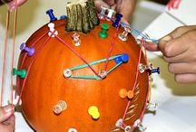 Pumpkin Fun with Children