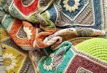 Bricolages au crochet