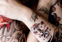 Tattoo ancre