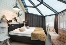Romantic accommodation in Rovaniemi, Lapland