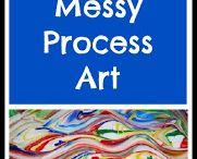 Art - Messy