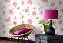 Wallpaper Showroom / Some of our stock wallpaper in our #Ruthin #NorthWales #Wallpapershop