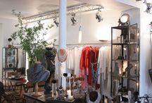 Collection Tye & Dye - Spring-Summer 2015 / En boutique actuellement pret-à-porter & Couture - mode Femme