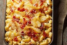 Food - Hot Dishes and Casseroles